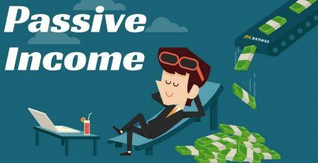 Exness被动收入想法可以帮助您赚钱