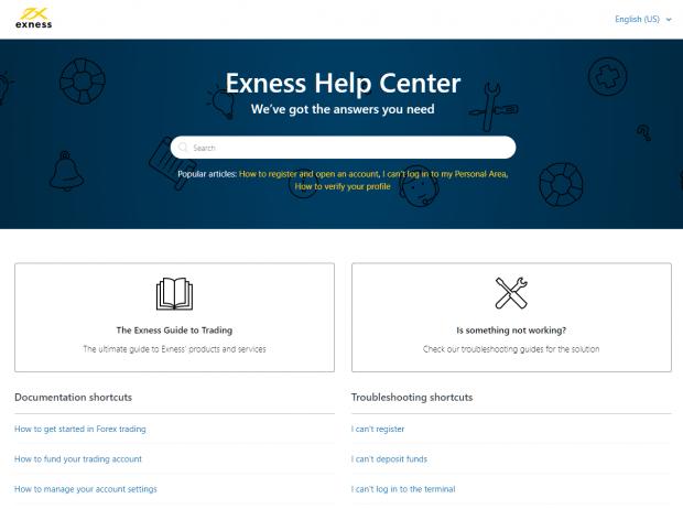 Exness 评估